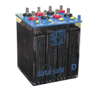 Flooded Flat Plate Stationary Batteries