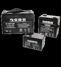 S Series: General Purpose Batteries
