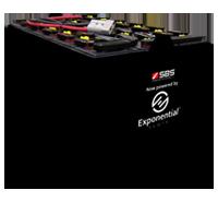 Flat Plate Design - Standard Forklift Battery