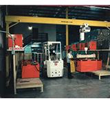 Battery Lifting Gantry Cranes