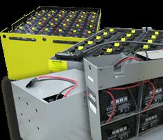 Motive Power Batteries - Forklift
