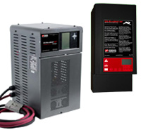 SBS High Frequency Industrial Forklift Battery Chargers