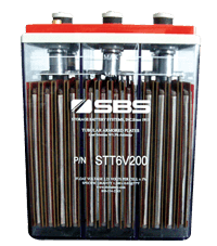 STT Series Flooded (OPzS Battery)