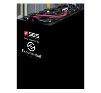 Tubular Design - Standard & High Capacity Series Battery