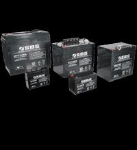 UPS Series: High-Rate Batteries