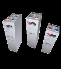 VRZ (OPzV) Series: Tubular Long-Life Batteries
