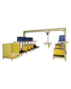BHS Power Cranes: Power Drive Gantry Cranes