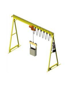 MTC HTG2: Traveling Power Crane