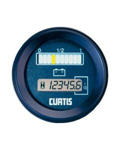 Curtis 803: Battery Discharge Indicator (BDI)
