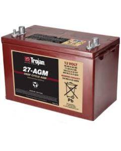 27-AGM Deep-Cycle AGM 12V