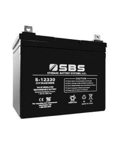 S-12330: AGM VRLA Batteries