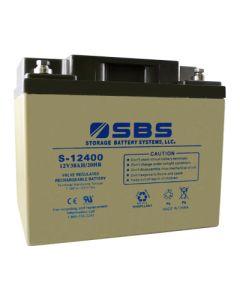 S-12400: AGM VRLA Batteries