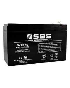 S-1275: AGM VRLA Batteries