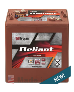 Reliant T105-AGM Deep-Cycle Reliant™ AGM