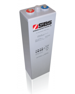 VRZ-800: Gel Tubular Long Life Batteries