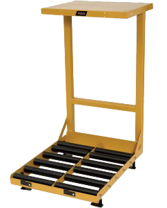 forklift battery stand and station