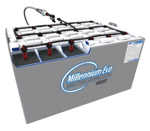 Millennium Evo single point battery watering system