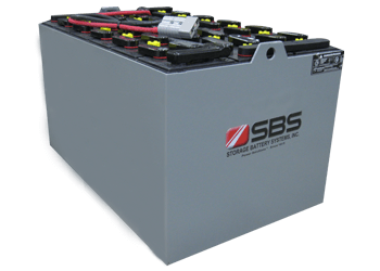 Exponential Power Forklift Battery, Industrial Battery, AGV Battery