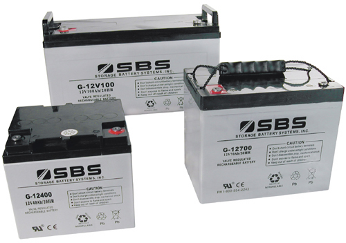 Baterias Gel