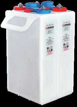 Baterias de Niquel-Cadmio para aplicaciones extremas