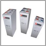 OPzV series batteries for emergency lighting applications