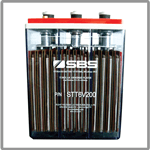 STT/OPzS series battery for industrial power applications