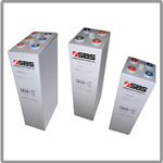 OPzV series batteries for renewable applications
