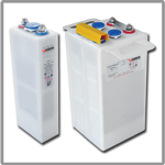 Ni-Cad VRPP batteries for telecom applications